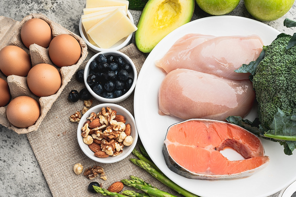 macros for weight loss and muscle gain for men