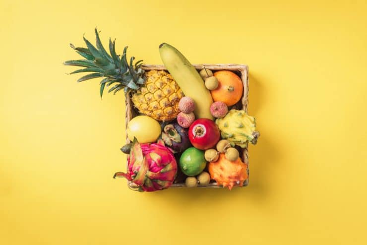 healthy fruits to eat everyday