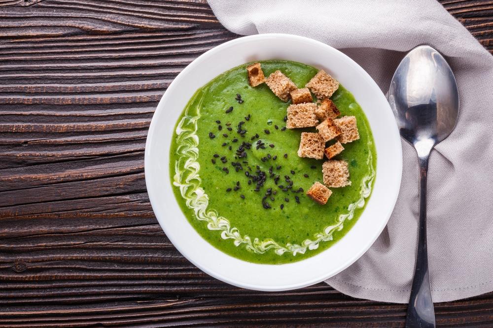 broccoli vs spinach protein