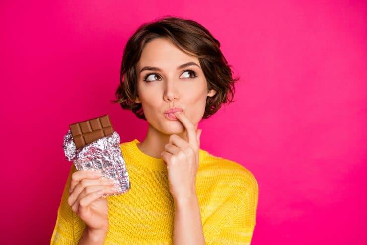 chocolate craving
