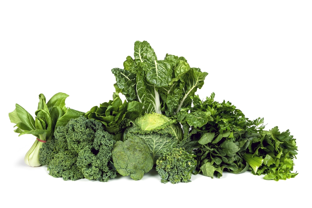 broccoli vs spinach for building muscle