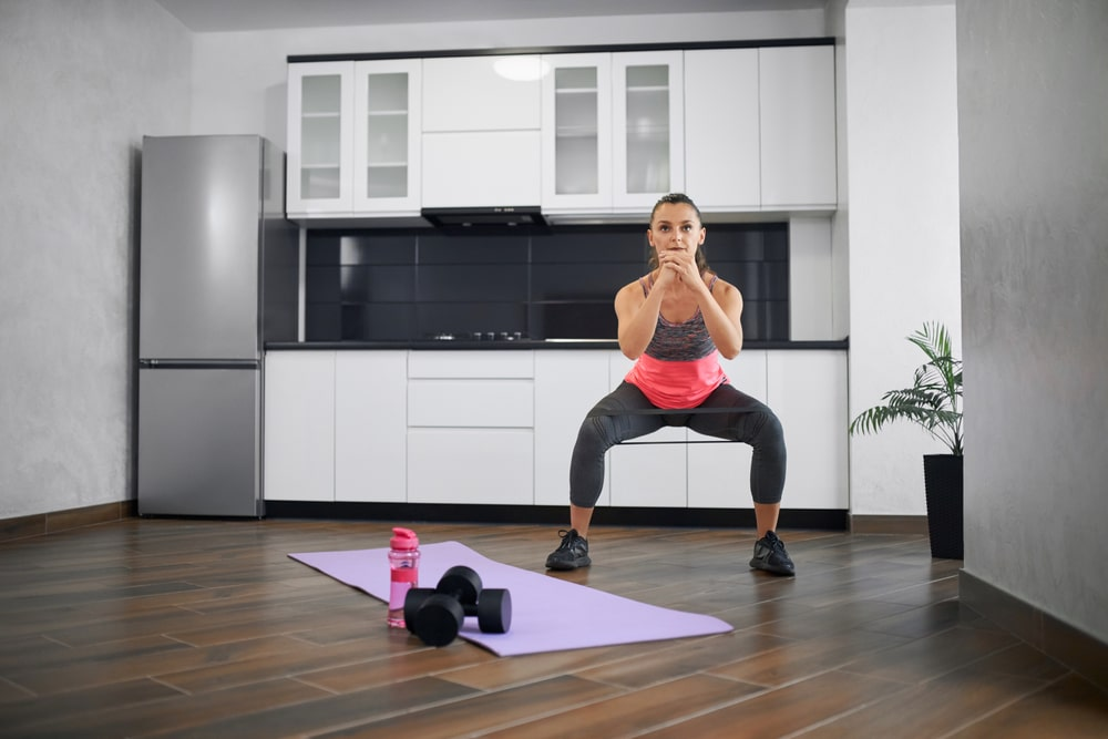 5 day dumbell workout routine