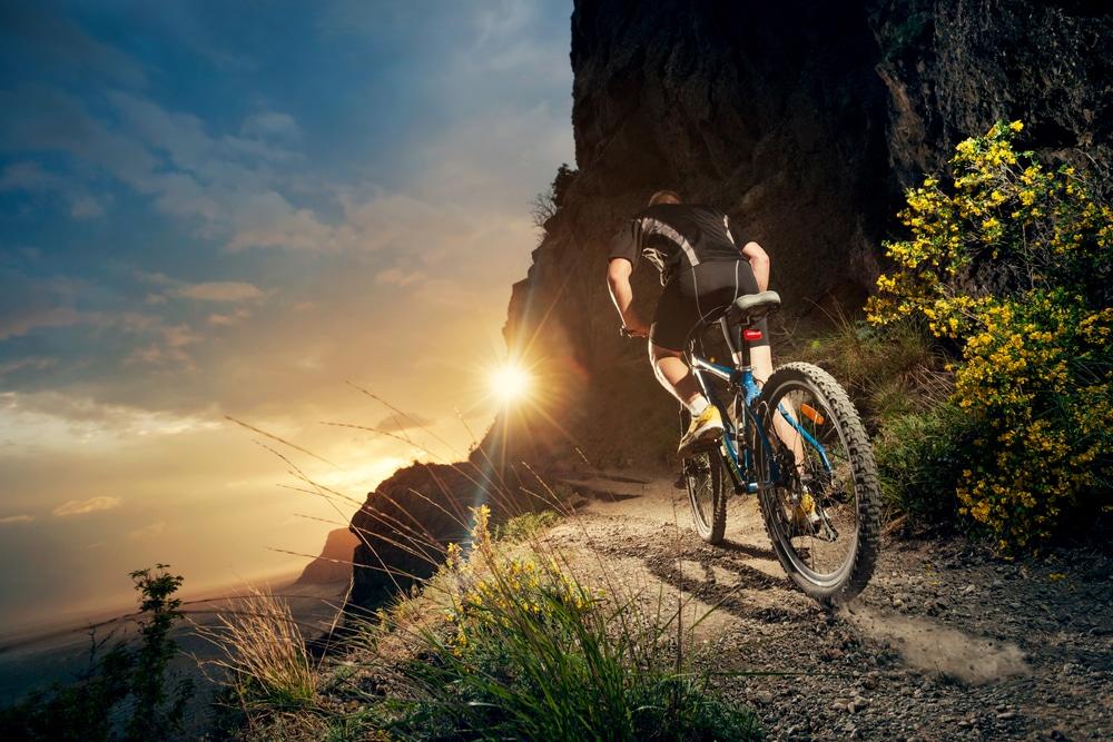 is biking aerobic or anaerobic