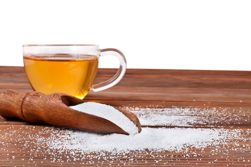 sucralose vs stevia leaf extract