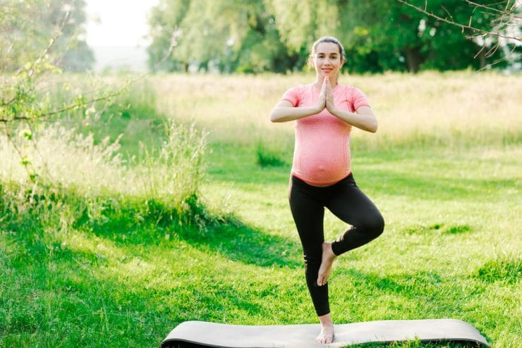 pregnancy workout plan