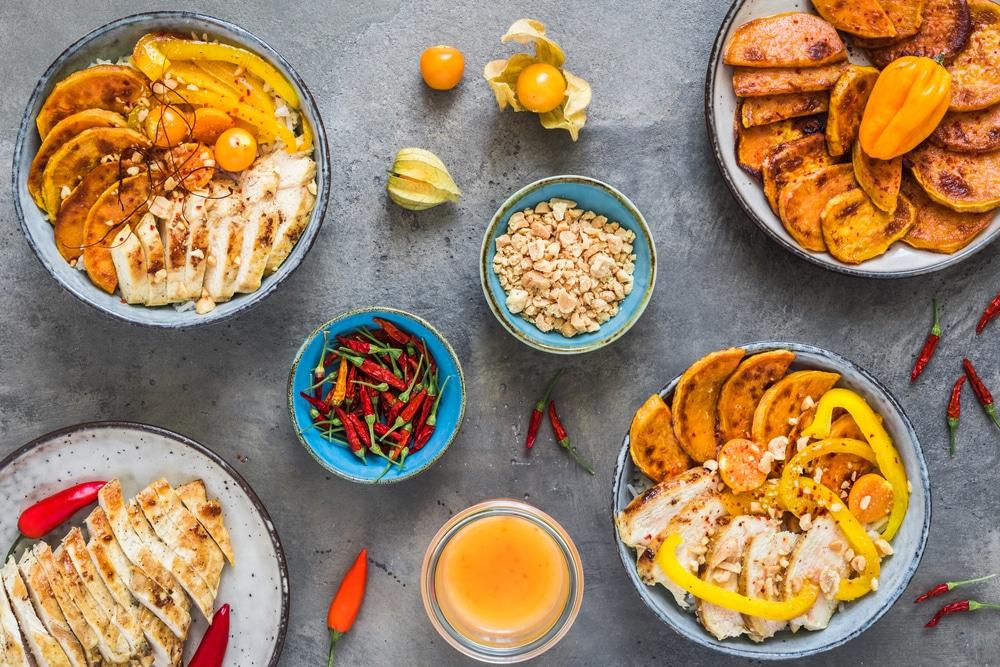 nutrient dense snacks for athletes