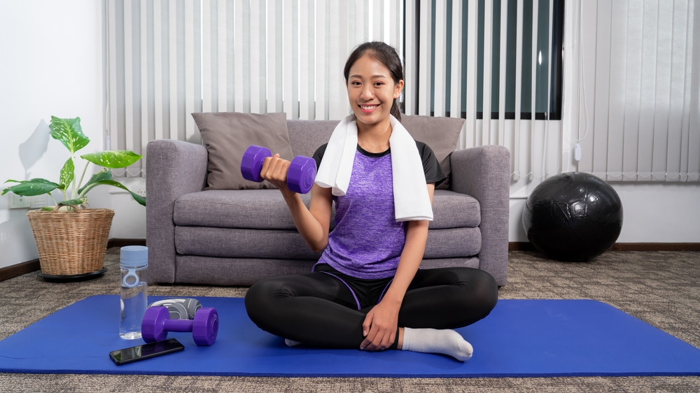 3 day workout plan female