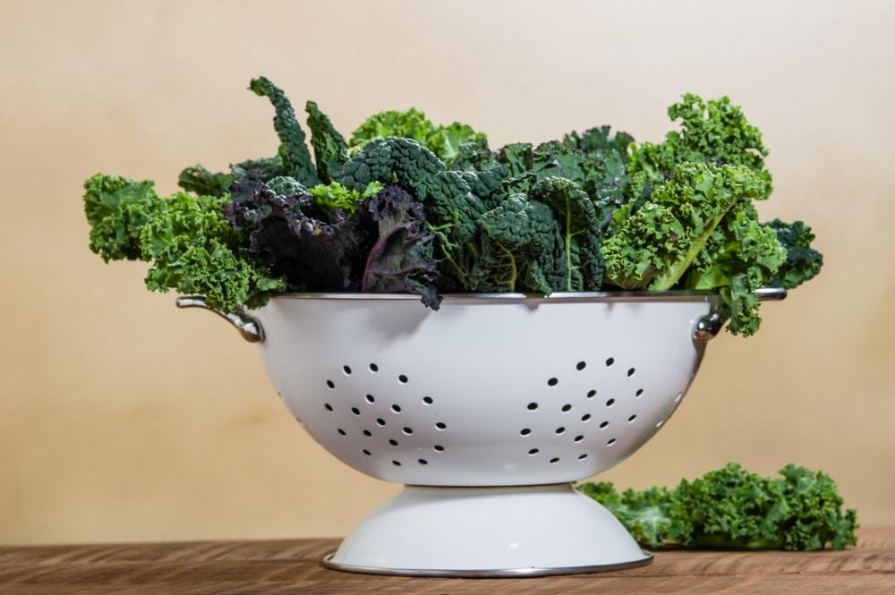 best green leafy vegetables