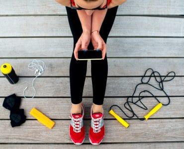 cardio low heart rate for fat burning zone