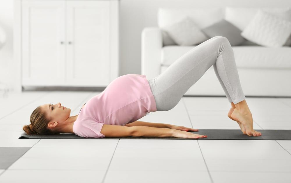 pregnancy workout plan second trimester