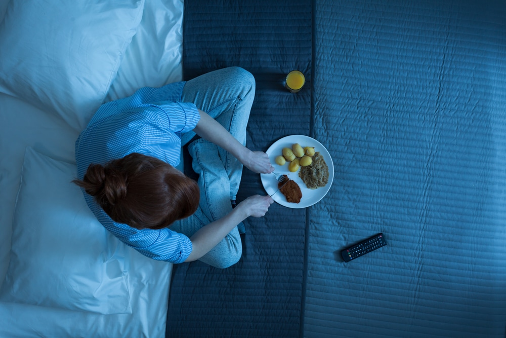 overcoming night eating syndrome