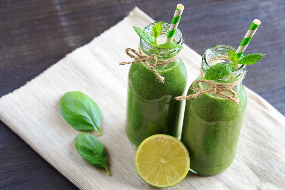 nutritional benefits of spinach/super green