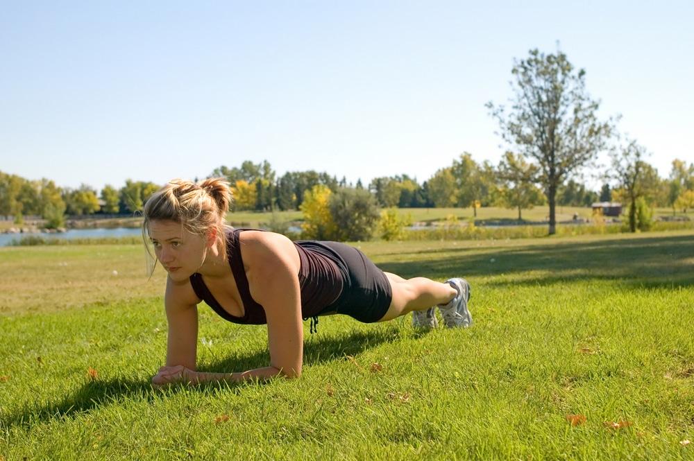 plank workout benefits
