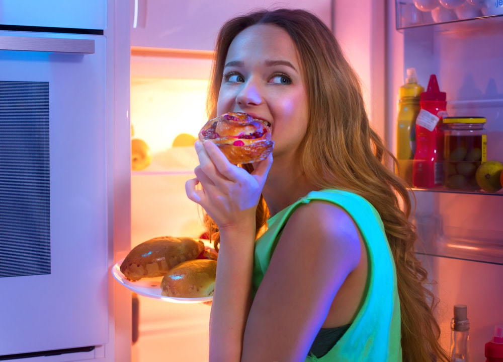 why do i overeat