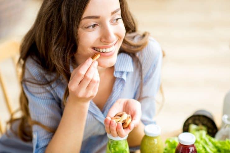 nutrient dense protein snacks