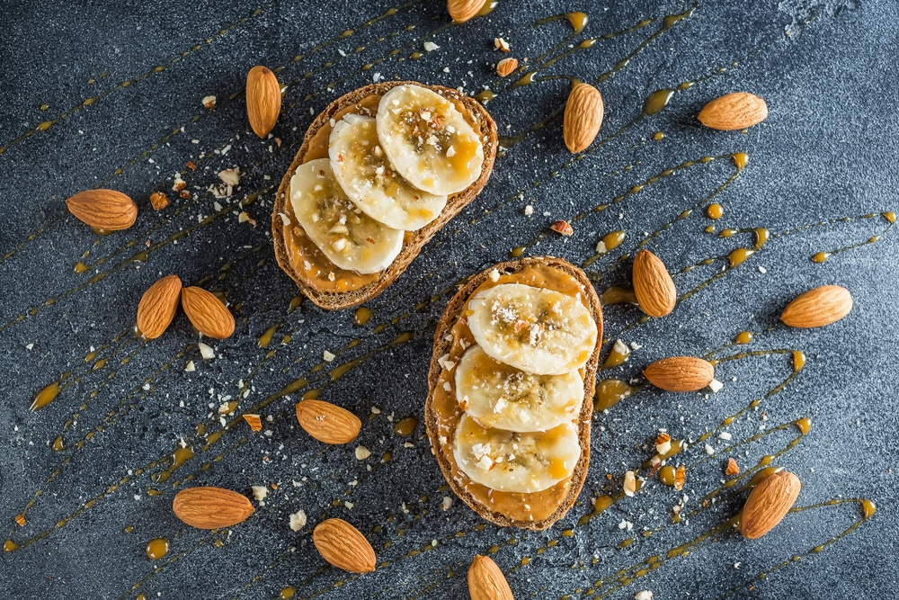 high calorie nutrient dense snacks