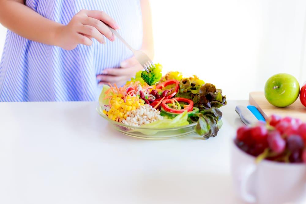 7 week pregnancy diet