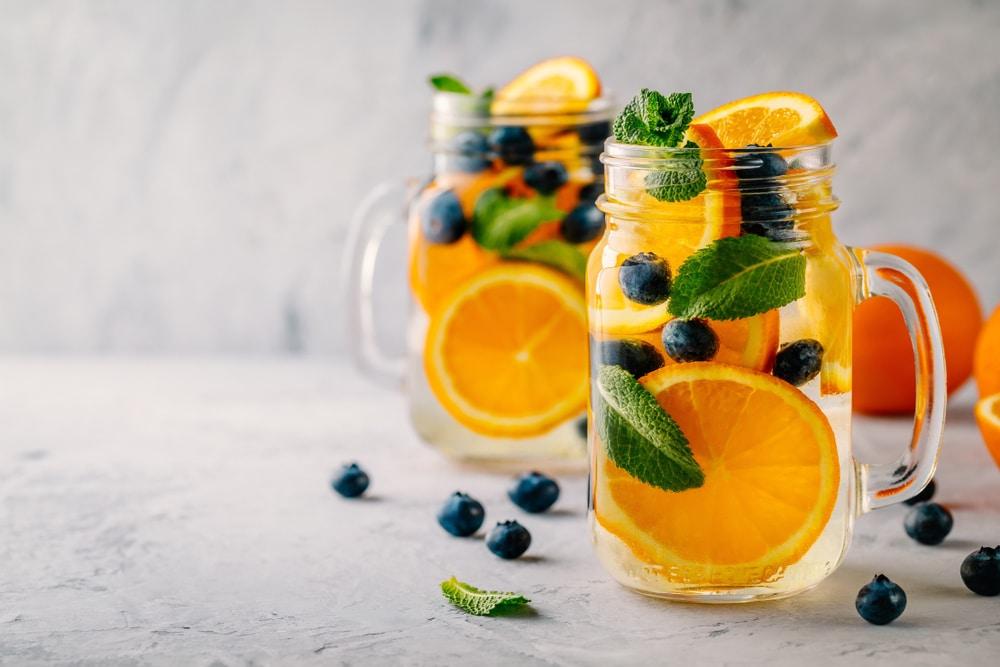 lemon drink diet
