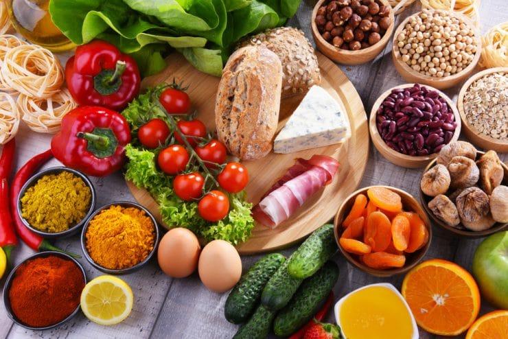 macro nurtriant food list
