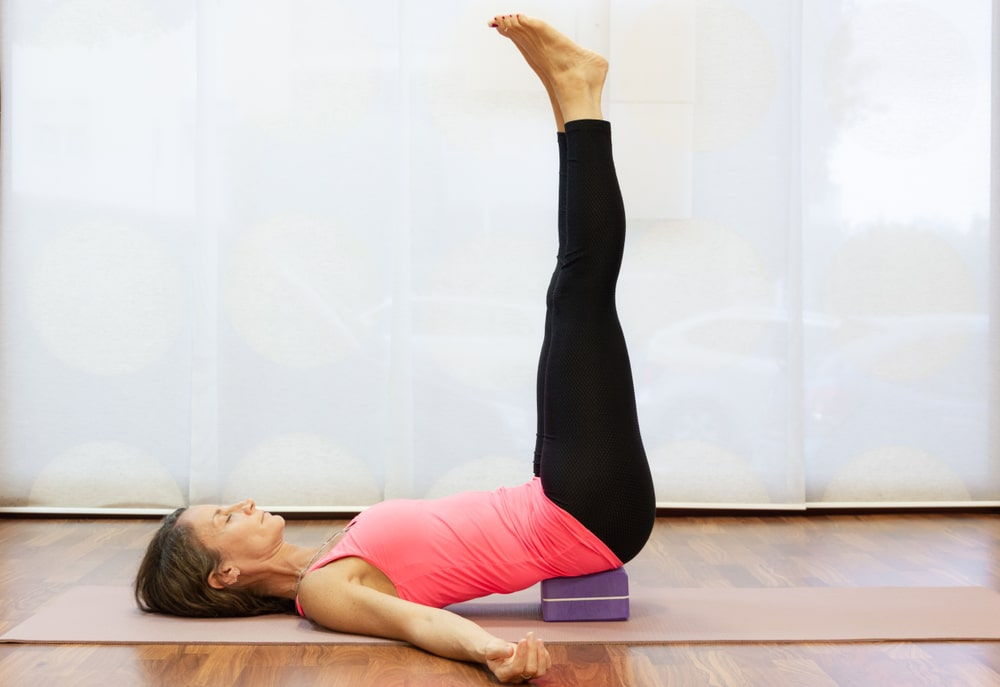 yoga poses to relax the spine