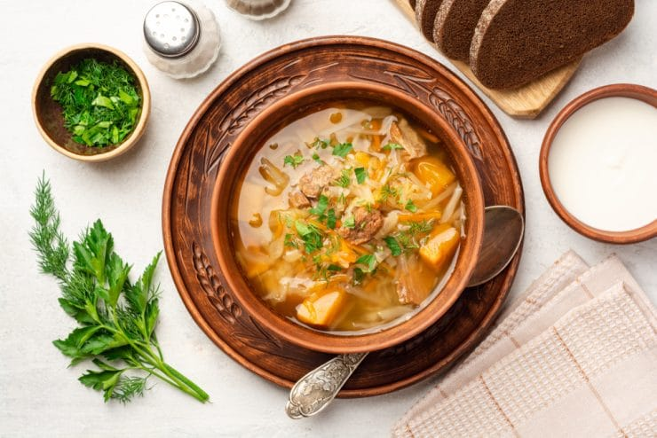 fat burning cabbage soup recipe weight loss