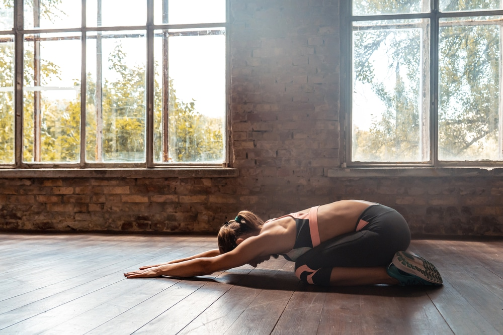 stretch and relax yoga poses