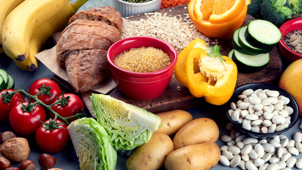 fiber is a carbohydrate but healthy for diabetics