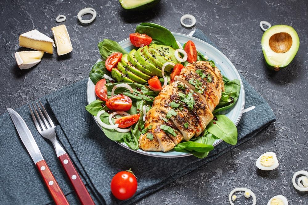 example 1500 calorie keto diet