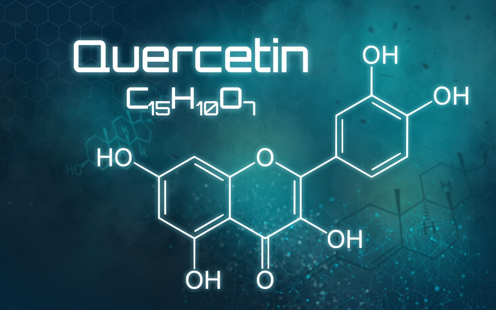 foods with quercetin and luteolin