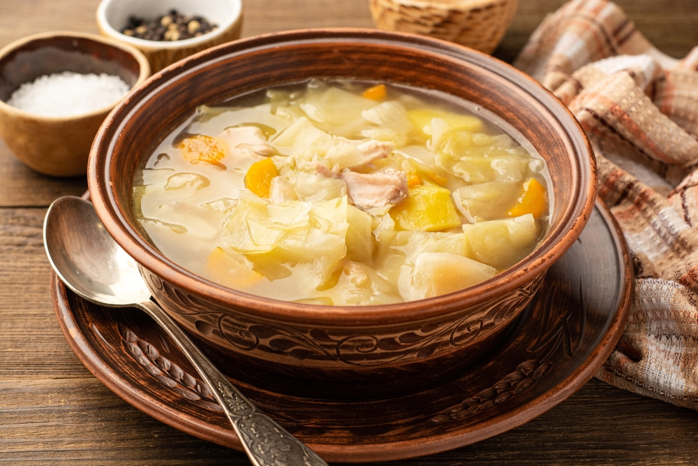 fat burning cabbage soup diet