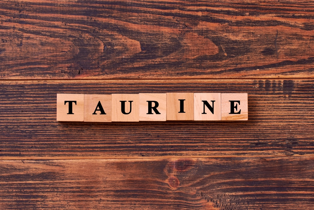 top 10 foods highest in taurine