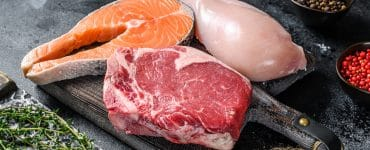 foods with creatine