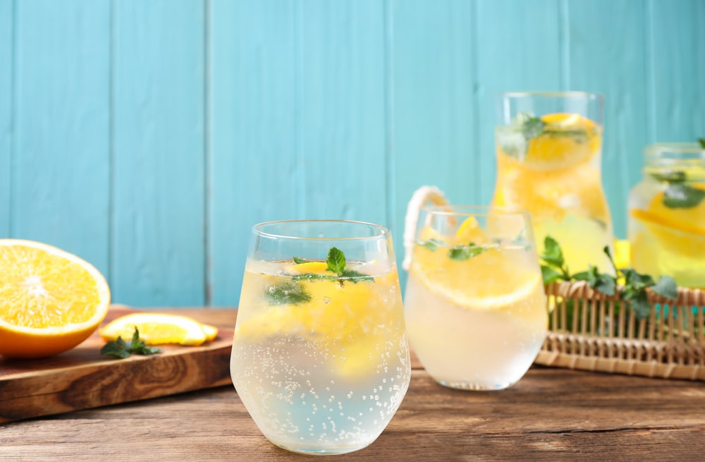 lemon diet
