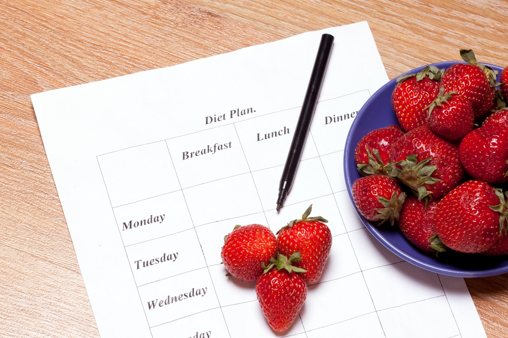 7 day healthy meal plan for men