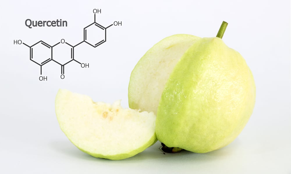 foods with quercetin in them