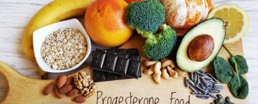 foods with progesterone