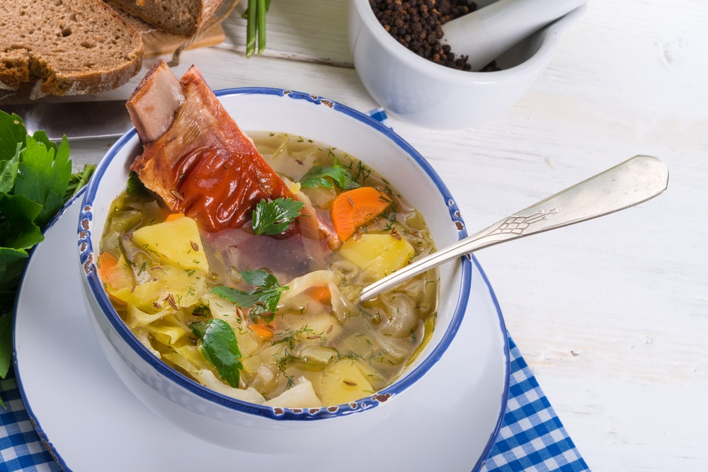 cabbage soup diet for 2 weeks