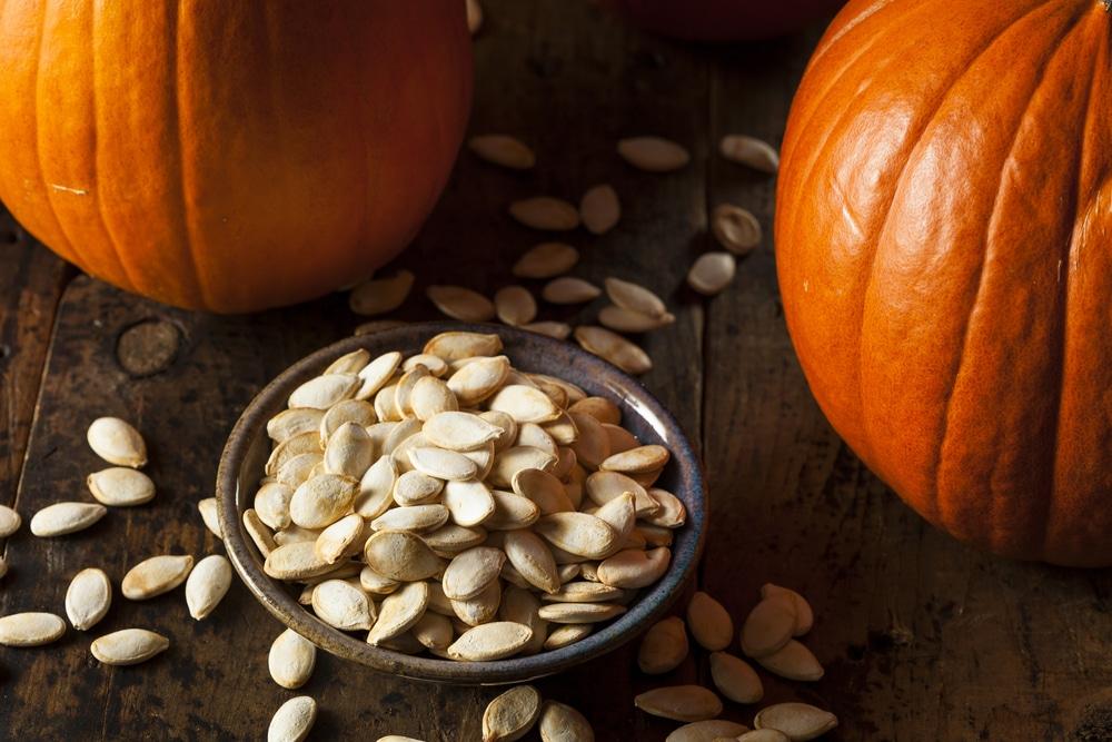 pumpkin seeds weight loss