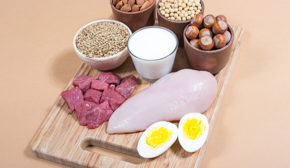 foods with high amino acids