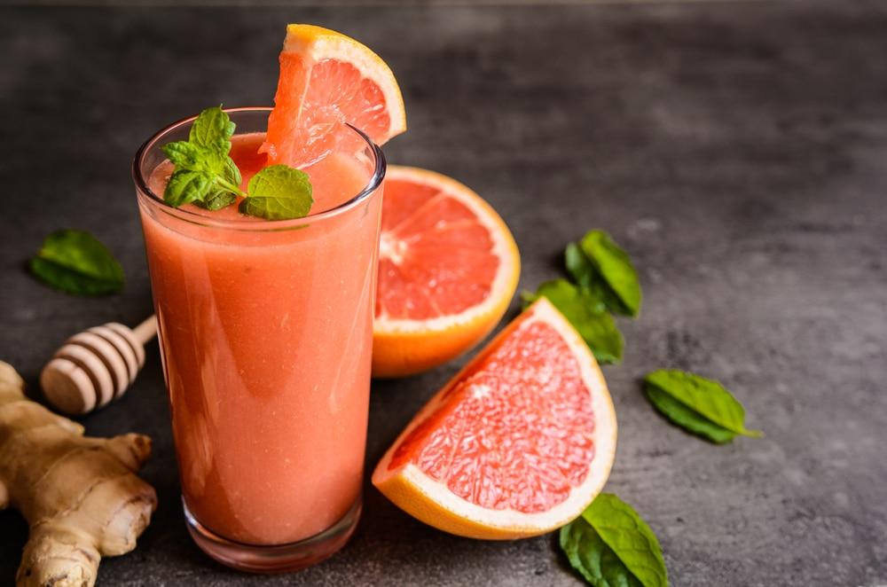 grapefruit fat burning smoothie recipes