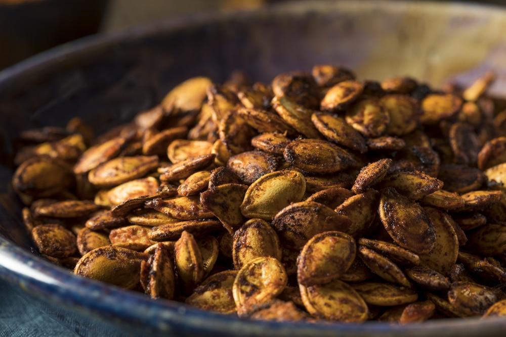 raw pumpkin seeds and weight loss
