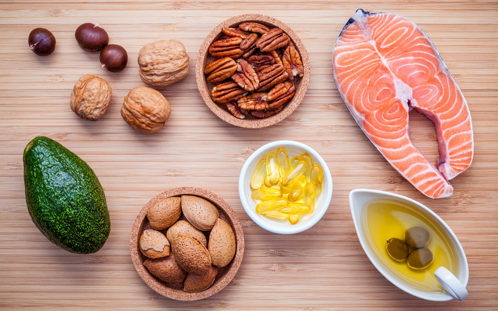 foods with omega 9