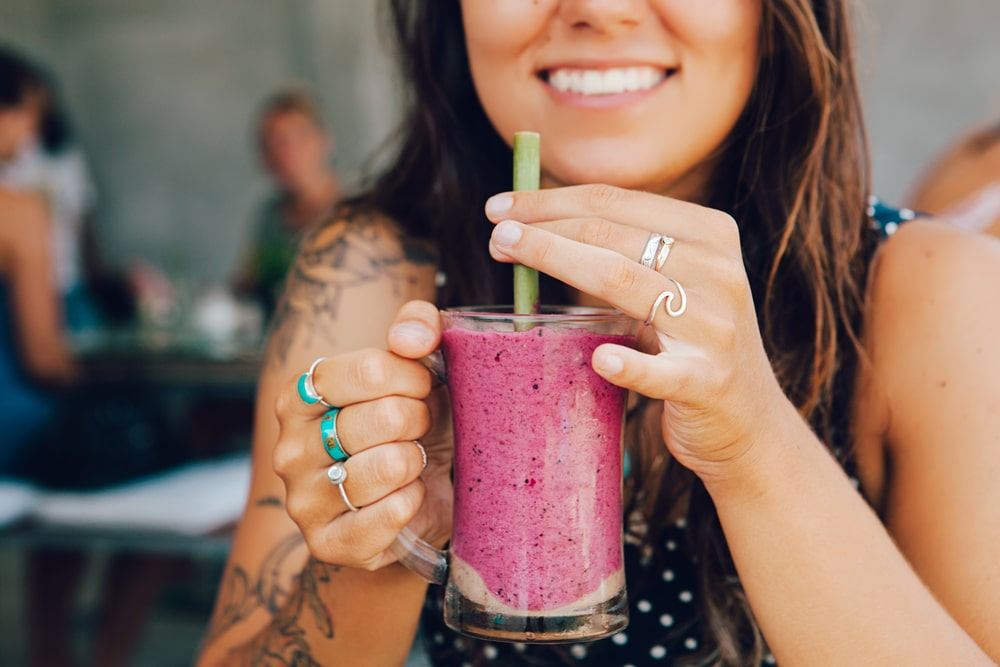 healthy diet before pregnancy