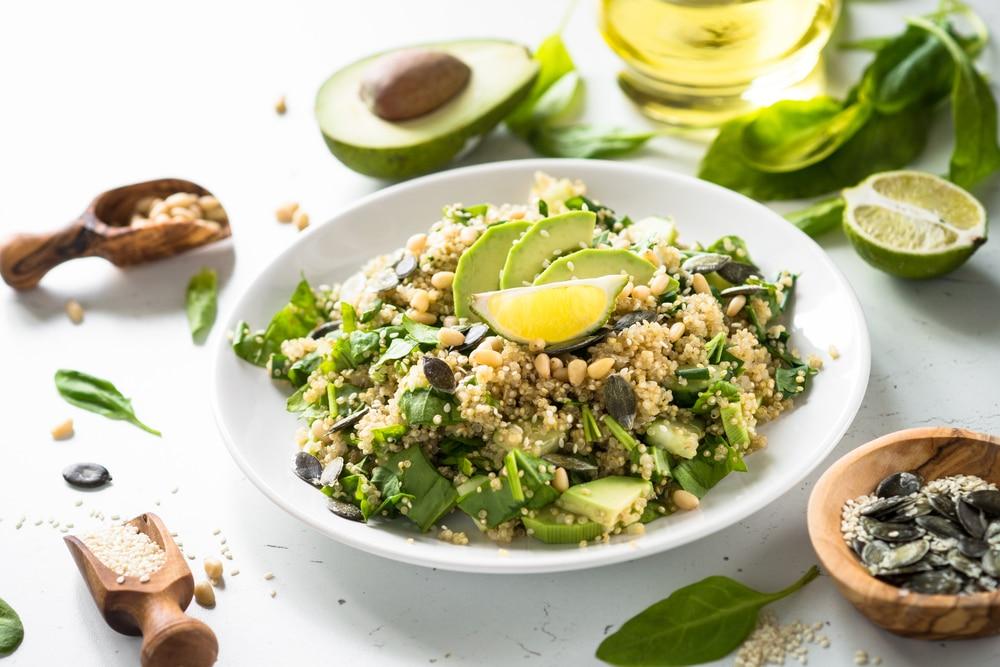 macrobiotic vegan diet