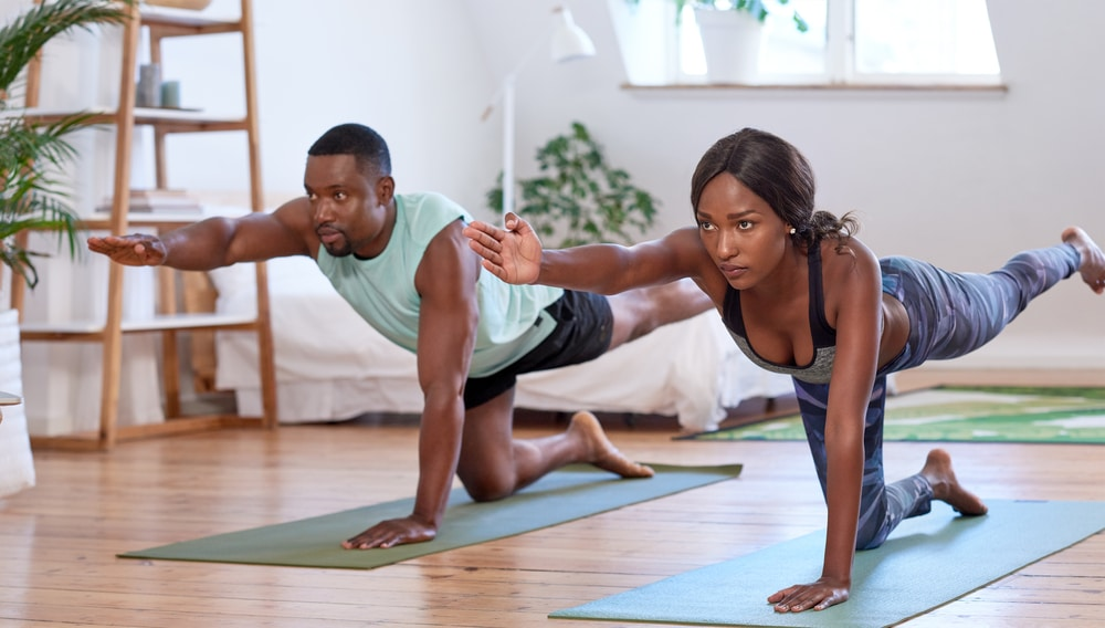 workout challenges at home