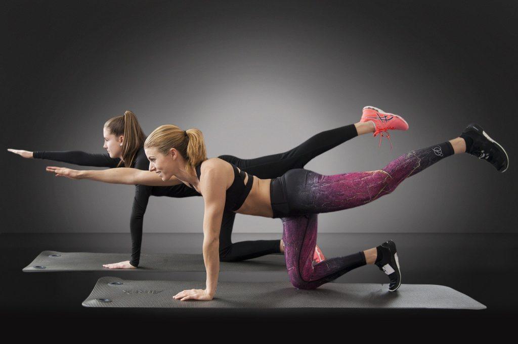 6 day workout split