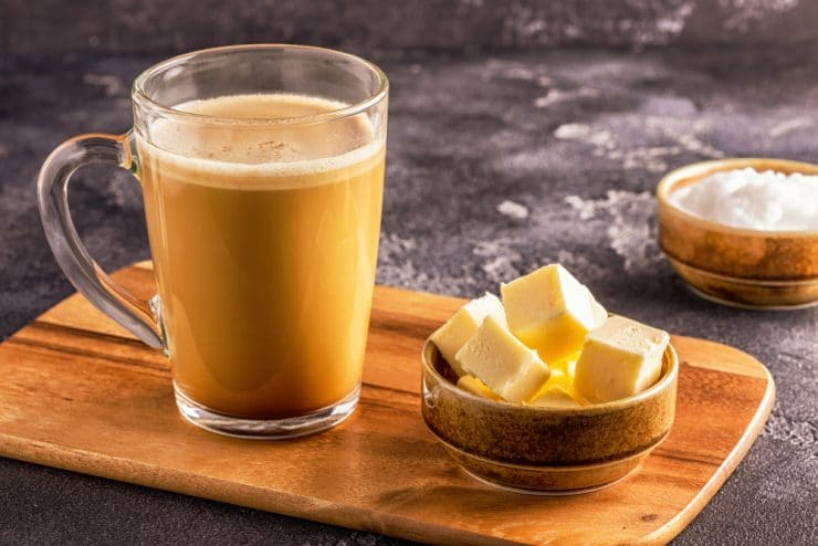 fasting with bulletproof coffee