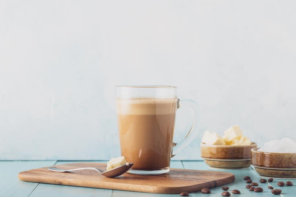 bulletproof keto coffee butter