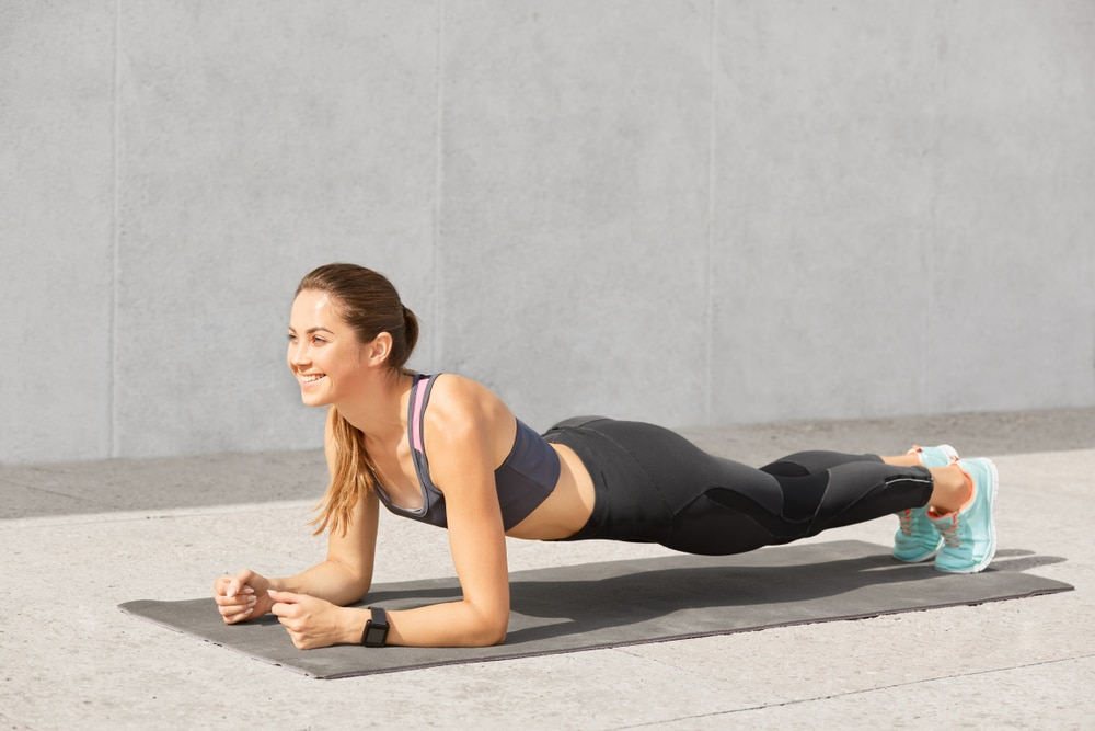 push pull workout routine 4 day split