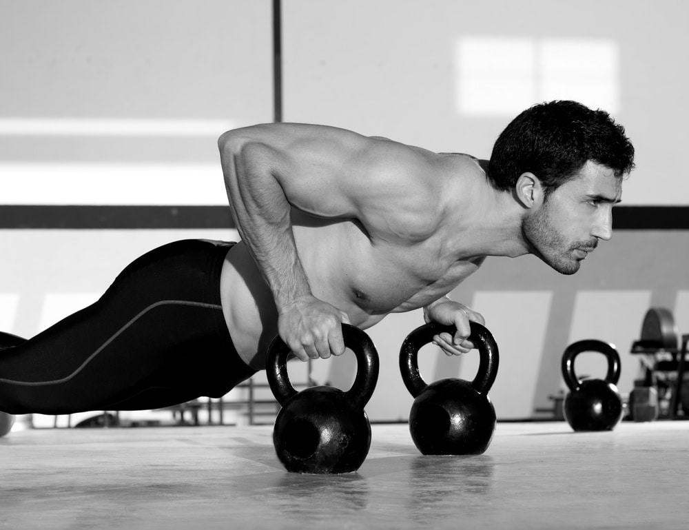 4 day push pull legs workout routine